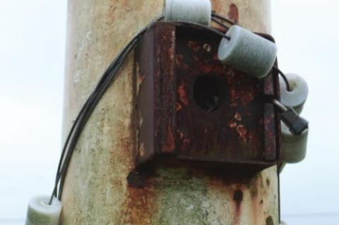 Donations sought for fl agpole repairs
