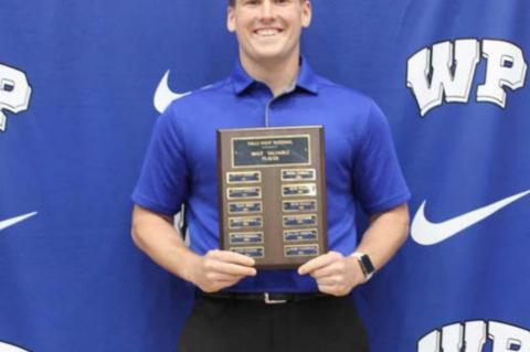 Spring, year-end athletic awards presented