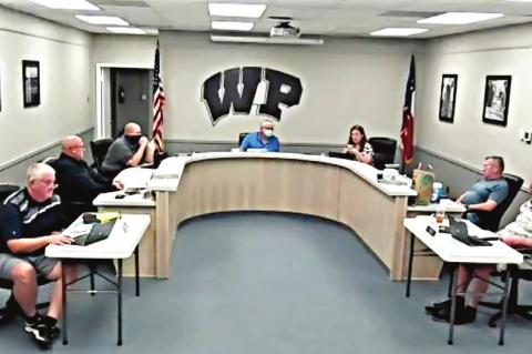 Board shuffles fall calendar at July meeting