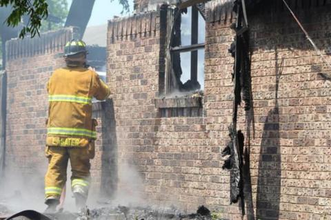 Community rallies following house fire