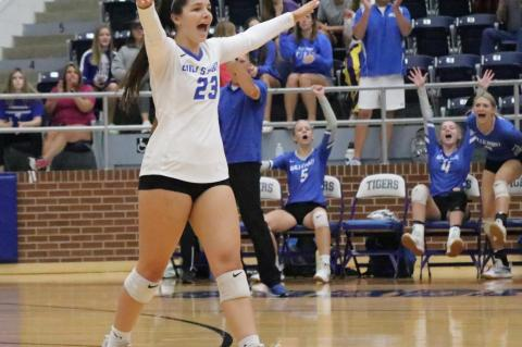Lady Tigers host annual tournament