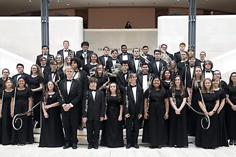 FHS Band Recognized by National Association of Music Merchants