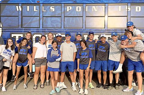 Tiger netters win three, stay perfect
