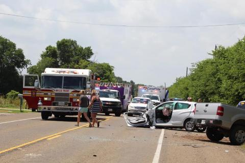 Multiple fatalities reported in Friday crash