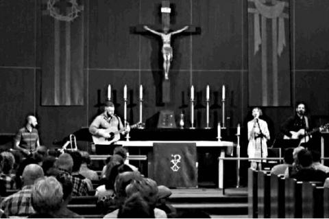 Liturgical Folk Music Concert on Tap