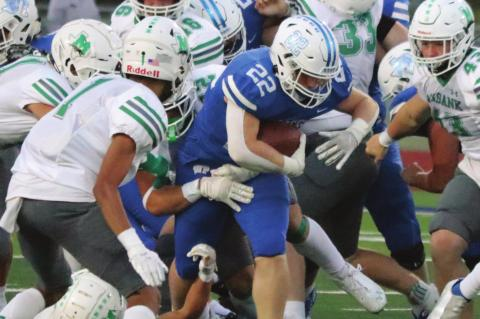 Tigers kept searching in 49-0 loss
