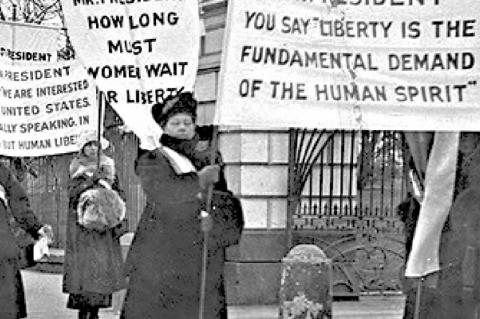 Passage of 19th Amendment marks 100 th anniversary