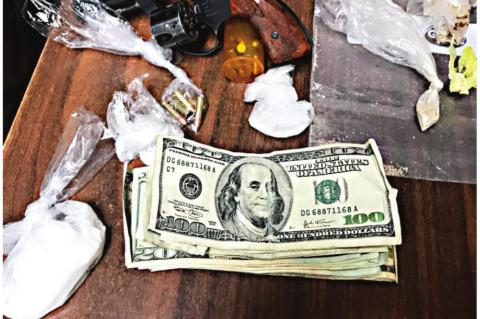 Joint operation leads to drug bust