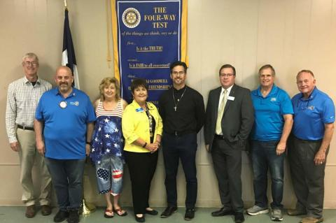 New leadership for local Rotary Club