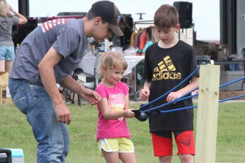 WPPD celebrates 5th annual Back the Blue event