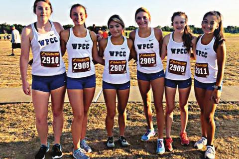 Cross country races in Commerce