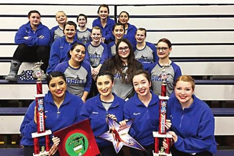 The 2019-'20 Wills Point Tigerettes competed in the Gussie Nell Davis Classic Dance Competition Feb. 8 at Kilgore College. They performed a Team Jazz, Pom, and Kick routine scoring perfect rating of 1 from each judge in each category. Additionally,