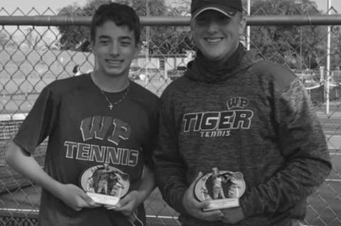 Tennis finishes as Kilgore runners-up