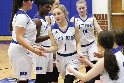 Lady Tigers eliminated from playoff chase