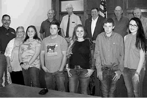 National 4-H Week recognized by commissioners