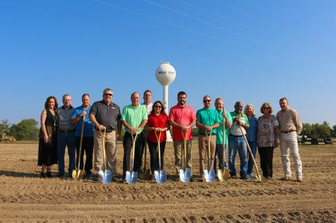 MTM breaks ground at business park