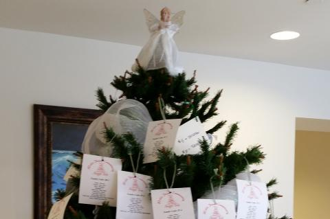 Annual Angel Tree effort underway