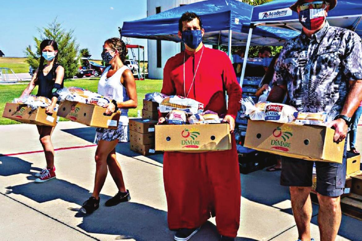 Gospel for Asia gears up for grocery giveaway
